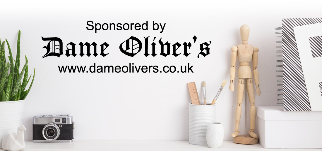 Sponsored by Dame Olivers